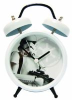 Star Wars: Stormtrooper Talking Alarm Clock